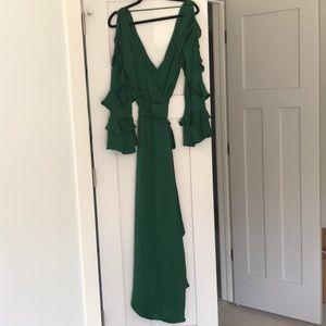 Lulu's Green Dress